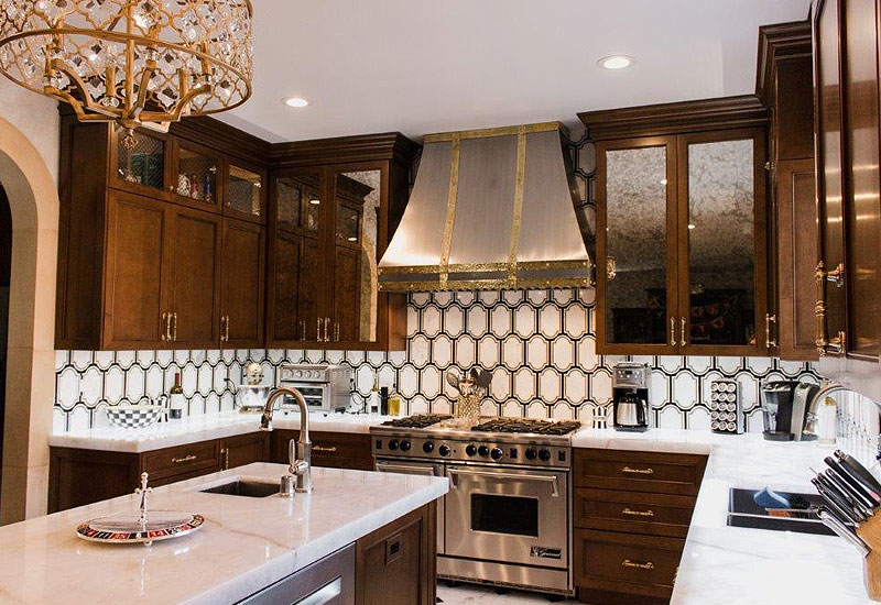 Custom Designed Marble Countertops in Villa Park, CA