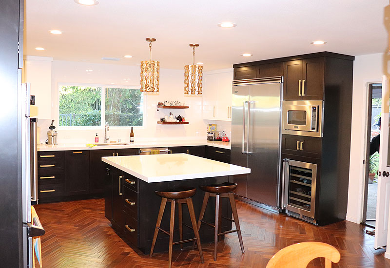 Professional Kitchen Remodel in Villa Park, CA