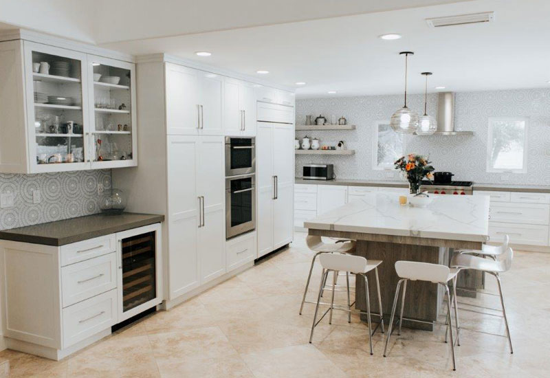 Custom Kitchen Cabinetry Installation in Villa Park, CA